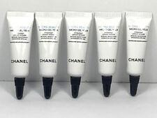 5x CHANEL Hydra Beauty Micro Intense Smoothing Hydration Eye Gel 0.1oz    3ml Ea. ce353aa187