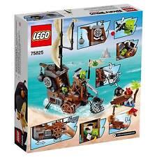 Lego The Angry Birds Movie 75825 Piggy Pirate Ship