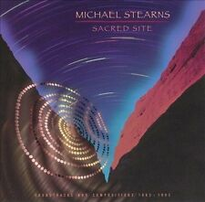 MICHAEL STEARNS - Sacred Site - Hearts of Space NEW CD