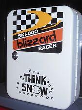 VINTAGE SKI-DOO SNOWMOBILE 1960S ERA DEALERSHIP SERVICE COUNTER 48 PLACE KEYBOX