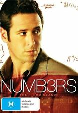 Numbers : Season 3 (DVD, 2008, 6-Disc Set)