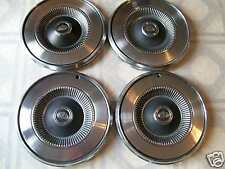 "1975  FORD  HUBCAP / 14"" / SET OF FOUR"