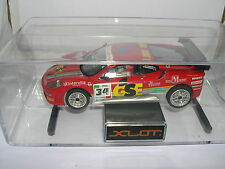 NINCO XSLOT 60005 SLOT CAR FERRARI 430 RALLY #34 A.FORATO-G.CACIOPPO  FORATO MB