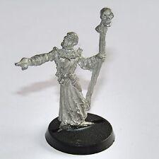 1987 CITTADELLA non morti in metallo in miniatura MORBIUS il Liche Scheletro macchina da guerra