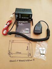 Leixen VV-898 UHF VHF de Doble banda 2m 70cm Móvil Radio Aficionado