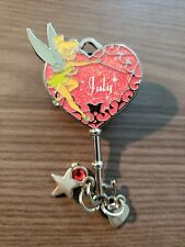 Disney Tinker Bell Birthstone Collection 2011 JULY Key Shaped Limited Pin