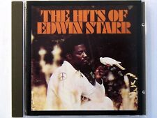 The Hits Of - Edwin Starr (CD, 1987)