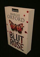 Blutrose von Margie Orford - Thriller (2009, Taschenbuch)