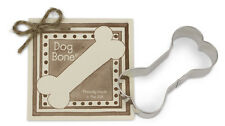 "DOG BONE (SMALL) 3-1/2"" COOKIE CUTTER~~ BY ANN CLARK"