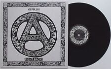Oi Polloi - Fight Back LP Scotland Gaelic Anarcho Street Punk Disorder Aberfeldy