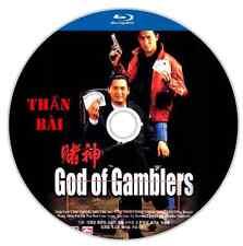 THẦN BÀI 1 - God Of Gamblers 1(1989)- Phim Le Blu-Ray - Chow Yun Fat - USLT