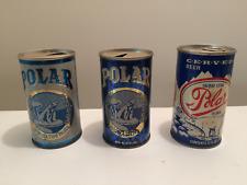 3 Polar beer cans