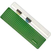 """Rotary Cutter with Ruler - Cutter Measures Approximately 14"""" X 4"""""""