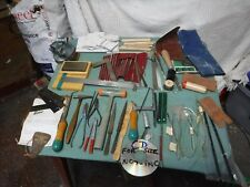 OLD  JEWELLERY  MAKING  TOOLS  ETC.    FREE  DELIVERY.