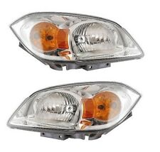 NEW Chevrolet Cobalt Base LS LT LTZ SS Set of Left And Right Headlight Eagle Eye