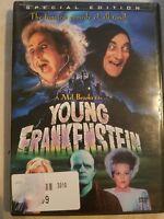 Young Frankenstein (DVD, 2006) Mel Brooks, Gene Wilder *Combine Shipping & SAVE!
