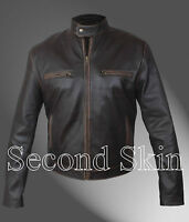 Mark Wahlberg Contraband Jacket in Vintage Brown