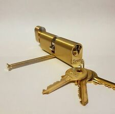 Oval Thumbturn cylinder lock - 3 keys