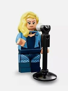 Black Canary 🦇 LEGO 71020 Batman Collectible Minifigures Series 2