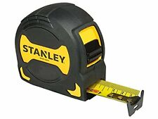 Stanley 0-33-569 Rubber Grip 8m Metre Tape Measure STA033569 STHT0-33569 New
