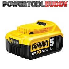 Genuine Dewalt DCB184 18volt Li-ion XR 5ah Slide Battery