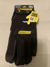 Ironclad Command Cold Gloves Size Xl Black Touch Screen Compatible Black Nwt