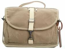 BRAND NEW Fujifilm Domke F-803 Camera Satchel Canvas Bag Sand