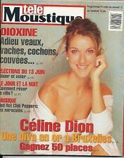 TELEMOUSTIQUE 3828 (9/6/99) CELINE DION INDOCHINE KEANU REEVES SOPHIE MARCEAU(2)