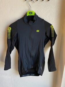 Alé Cycling R-EV1 Warm Race Long Sleeve Jersey - Black - Men's Medium