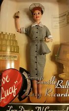 "Barbie ""I Love Lucy"" Does a Tv Commercial Episode #30 Collector Ed 1997"