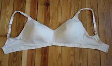 La Leche League 36 DD/E Vanessa Nursing Bra Nude Beige Wire Free Seamless