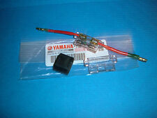 YAMAHA FUSE HOLDER ASS'Y  (NOS)  AT1, RD350, XS1, TX750, R5 OEM