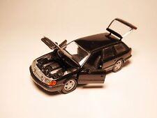 Audi 100 c4 Avant coche familiar break en negro Nero Noir estrella negra Black, Schabak en 1:43!