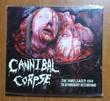 Cannibal Corpse - Unreleased 1994 Deathboard Recording Live at The Bleeding Tour