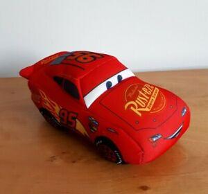Disney Pixar Cars 3 Lightning McQueen  Plush Soft Stuffed Toy 20CM