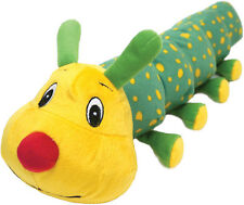 Rosewood Colin Caterpillar Maxi Dog Toy | Squeaky Plush Giant Extra Large Soft