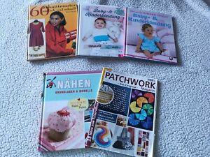 Nähen Bücher Schnittmuster BABY UND PATCHWORK