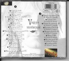 2 CD ALBUM LIVE 19 TITRES--RENAUD--VISAGE PALE RENCONTRER PUBLIC 1989