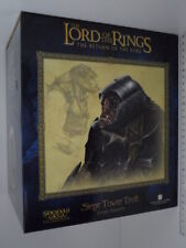 Lord of the Rings * Siege Tower Troll * Design Maquette * Sideshow/WETA  Limited