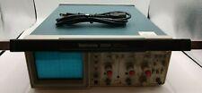 Tektronix 2213A Analog 60 MHz Dual 2 Channel Oscilloscope