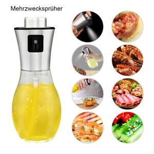 200 ml Öl Sprüher Sprayer Olivenöl Kochen 3 in 1 Öl Zerstäuber Cooking Spray