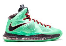 Nike LeBron 10 X Cutting Jade Size 12. 541100-303. Kyrie Cavs MVP Chapmionship