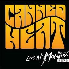 Live at Montreux 1973 2lp 5060310150036 by Canned Heat Vinyl Album