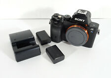 Sony a7S 12.2MP Camera Body- GOOD COND- WORKS PERFECTLY•SHUTTER COUNT- 52,306