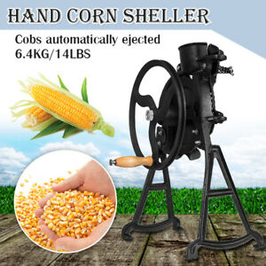 Heavy Duty Manual Farm Hand Corn Sheller Thresher Not Antique Primitive