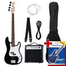 Rocktile Groovers Pack PB Set basse Électrique (black) 6 Pièces