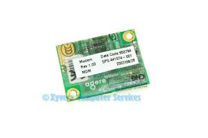 441074-001 GENUINE ORIGINAL HP MODEM CARD COMPAQ 6710B SERIES (GRADE A) (CA79)