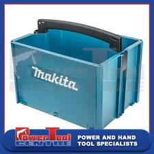 Makita P-83842 MacPac Stackable Carryable Open Storage Tote Tool Box Carry Case