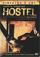 Hostel (DVD, 2007, 2-Disc Set, Directors Cut Special Edition) Free Shipping