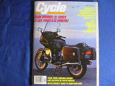 CYCLE MAGAZINE-APRIL 1979-HONDA CR125R-SUZ GS1000EN-SUZ PE250-MOTOGUZZI-248 PAGE
